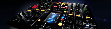 Tables de mixage DJ