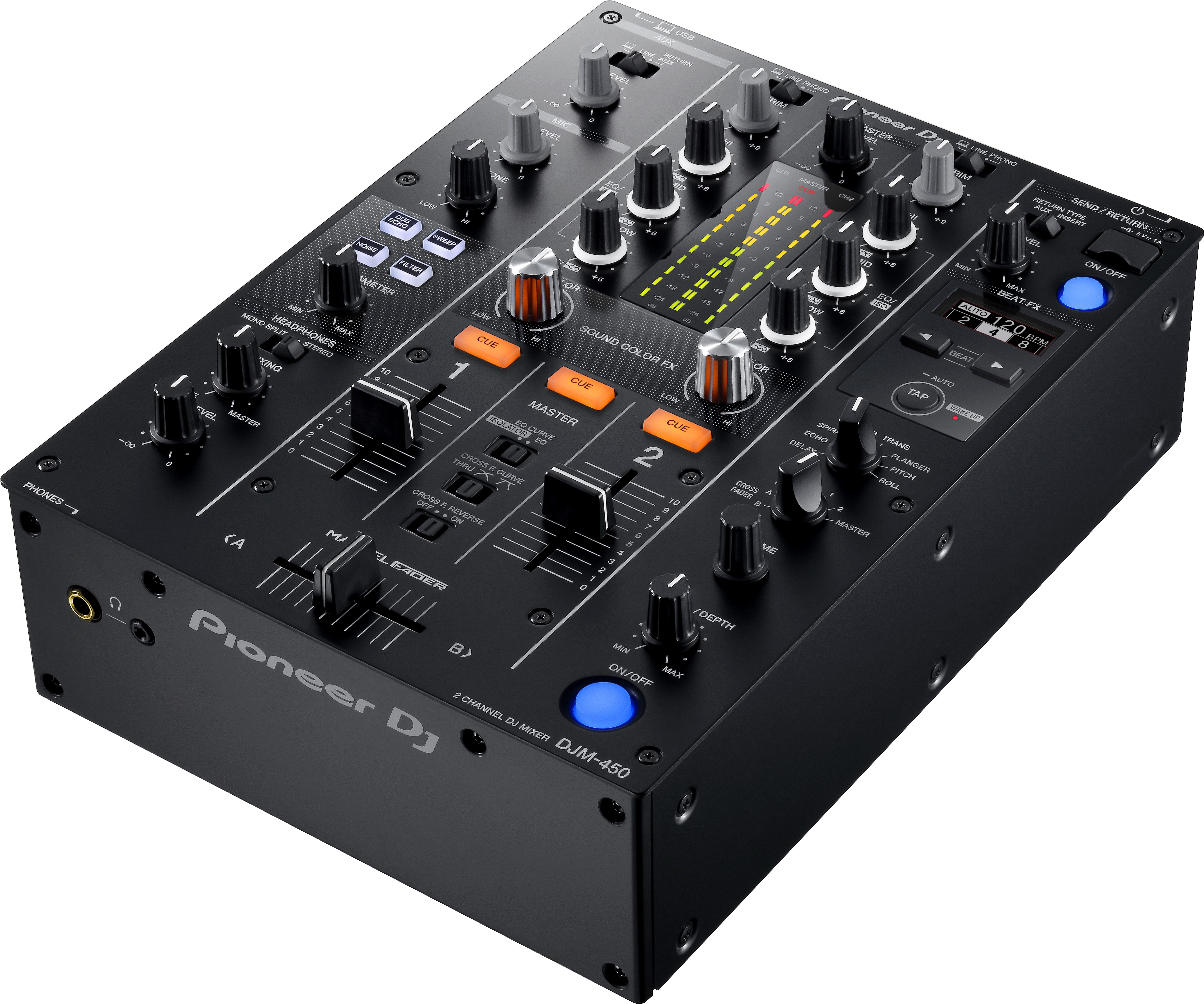 table de mixage image