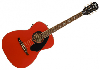 FENDER TIM ARMSTRONG HELLCAT RUBY RED FSR
