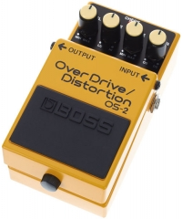 BOSS Overdrive / Disortion OS-2