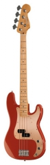 FENDER Precision MN Red Fiesta