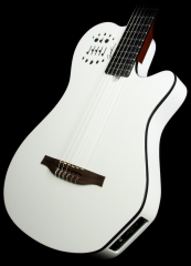 GODIN Multiac Nylon Grand Concert SA White