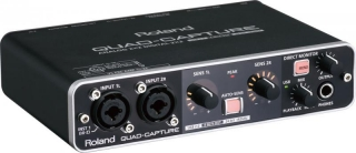 ROLAND UA-55 QUAD CAPTURE