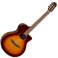 YAMAHA NTX1 Brown Sunburst